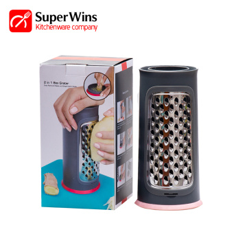 Durable Stainless Steel Cheese Vegetable Ginger Grater