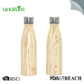 Stainless Steel Water Bottle With Air Transfer Painting