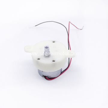 JS-30 Plastic gear reduction motor 5V 10RPM