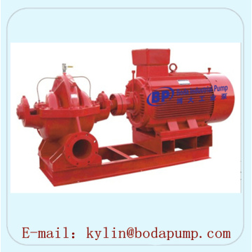 Sx Series Double Suction Centrifugal Pump