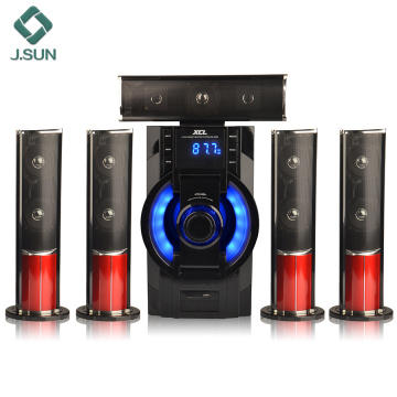 Home audio volume control automation 8 ohm speakers
