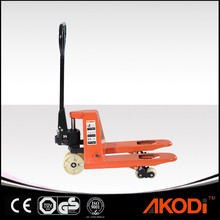 Customized Narrow or Short Hand Pallet Truck