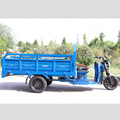 Electric cargo tricycles used for farm and warehouse