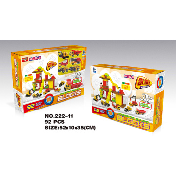Yuming building blocks 92PCS