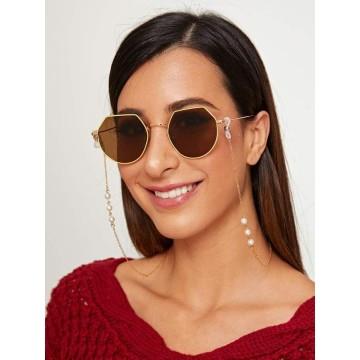 Glasses Chain for Women Pearl Chain Lanyard Fashion Glasses Strap Sunglasses Cords Casual Glasses Accessories DJ-176