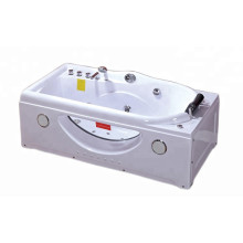 Acrylic Massage Bathtub Computer Control Panel