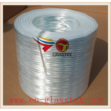 13micron 2400tex sheet-shaped film plastic roving