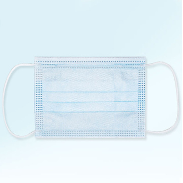 Disposable Non Medical Non-woven 3-ply Face Mask