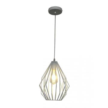 Nordic simple irregular metal Chandelier