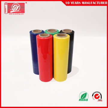 Color Printing LLDPE Stretch Film