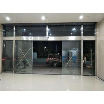 Entrance Tempered Glass Sliding Door