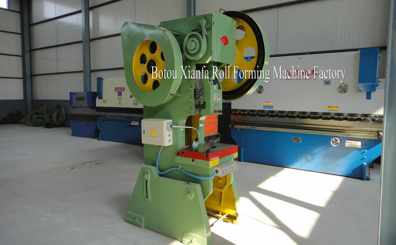 Punching Drilling Machine