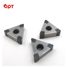 CBN carbide cutting inserts for stainless steel