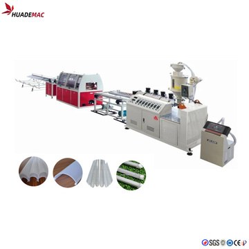 Plastic PC LED tube extrusion line