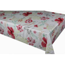 Jual Elegant Tablecloth with Non woven backing