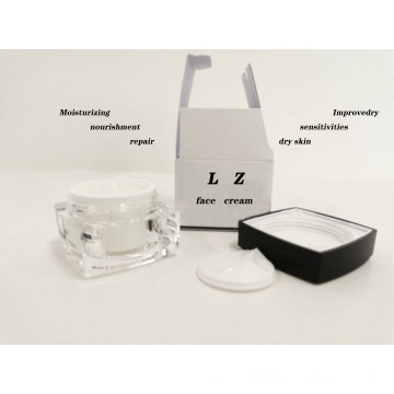Skin whitening moisturizer acid Hyaluronic face cream