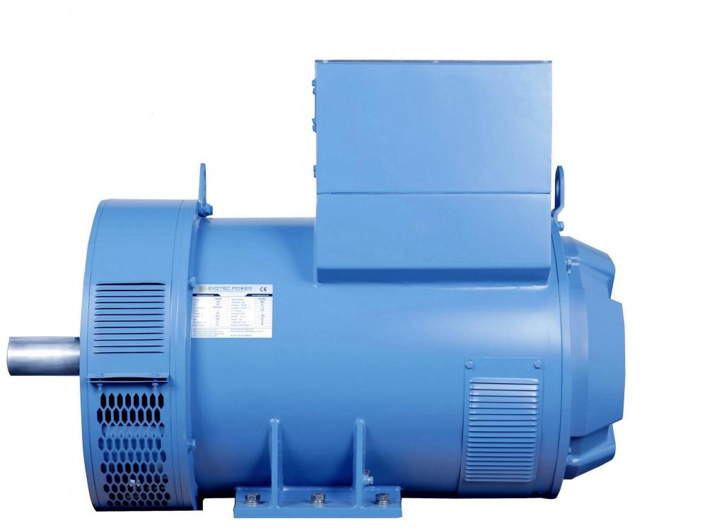 18kw Land Base Lower Voltage Alternator