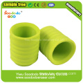 Cup Shaped Eraser, Fancy Puzzle  Eraser