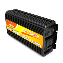 1500W 12V24VDC to 110V220VAC Modified Sine Wave Inverter