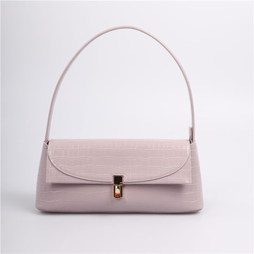 Mauve envening handbag shoulder bag