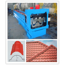 Ridge Cap Roll Forming Machine for Roofing