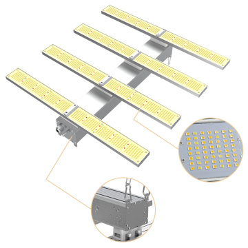 600w led light deprivation greenhouse