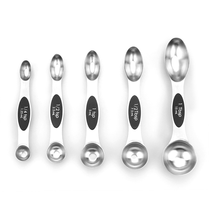 PREMIUM Stackable Magnetic Measuring Serving Spoons