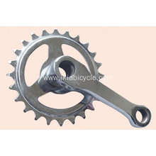 Bicycle Parts and Chainwheel Cranks