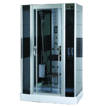 Personal Shower Room for Indoor and Outdoor Use