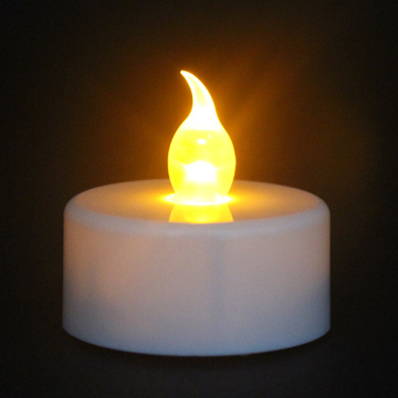 Battery operated velas led candle