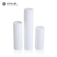 30 ml Slim PP Material White Plastic Bottle