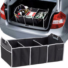 Auto Accessories Car Organizer Trunk Folding Collapsible Storage Bag Cargo Container Bags Box Car Stowing Tidying Interior Parts