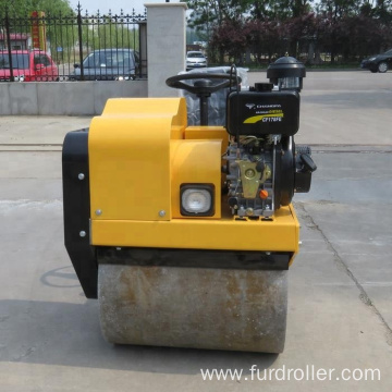 Road Construction Machine Small Tandem Vibratory Rollers (FYL-850S)