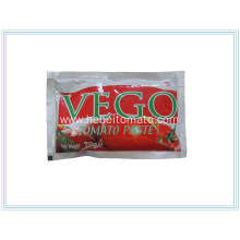 56g 70g sacshet tomato paste gold factory