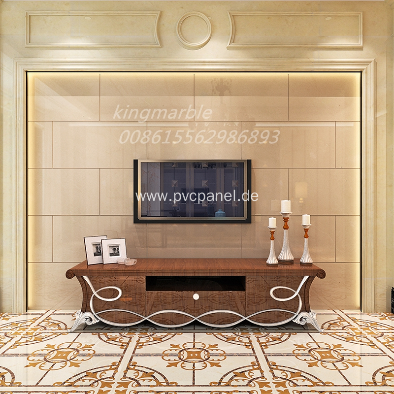 PVC ceiling panel for interior wall decoration