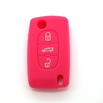 Wholesale cheap silicone car key cover
