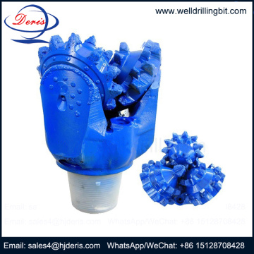 water well drilling 12 1/4 steel tooth bit