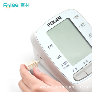 CE approved upper arm digital blood pressure monitor