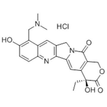 Topotecanhydrochlorid CAS 119413-54-6