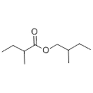 Butanoic acid,2-methyl-, 2-methylbutyl ester CAS 2445-78-5