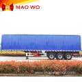 Hot Sale 60 Ton Van Dry Cargo Trailer