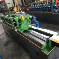 Carrying channel roll forming machine