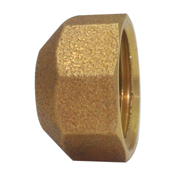 Gunmetal Bronze Threaded  Stop End