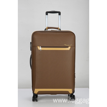 Rolling Upright 4-wheeled  luggage