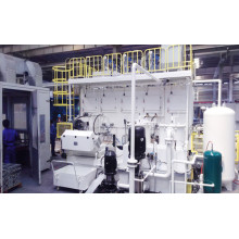 Automotive ultrasonic clean machine