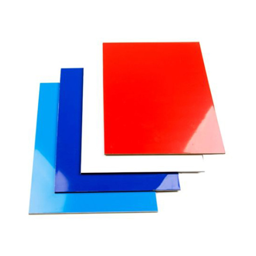 High Gloss Aluminum Composite Panel Material Price
