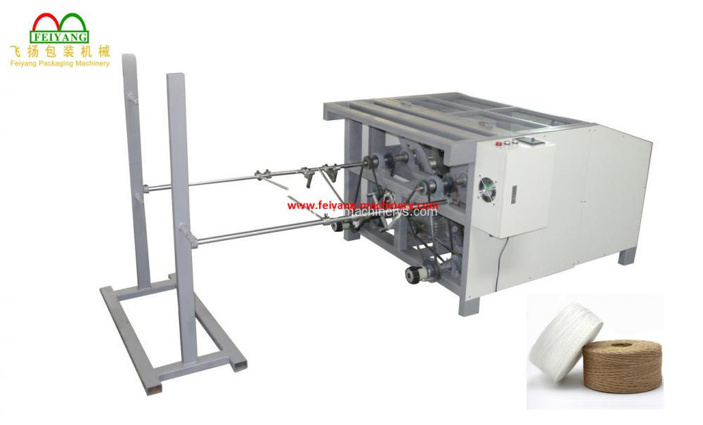 Gift Bag Paper Rope Making Machinery
