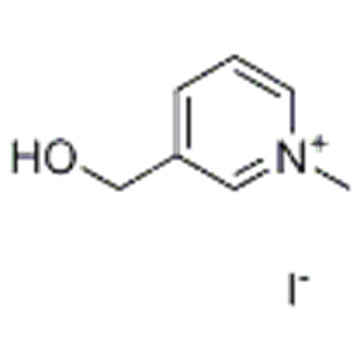PyridiniuM, 3-(hydroxyMethyl)-1-Methyl-, iodide CAS 6457-55-2
