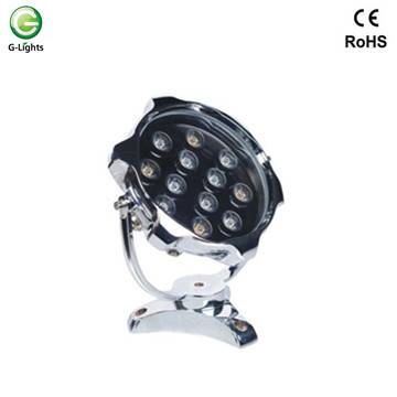 12watt RGB LED Underwater Light