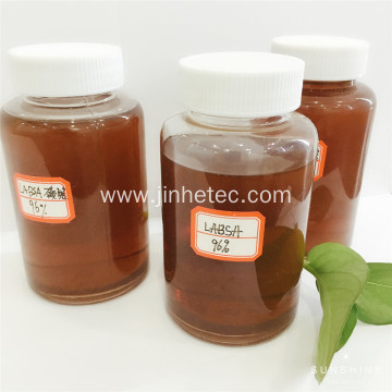 Linear Alkyl Benzene Sulphonic Acid For Detergent 96%